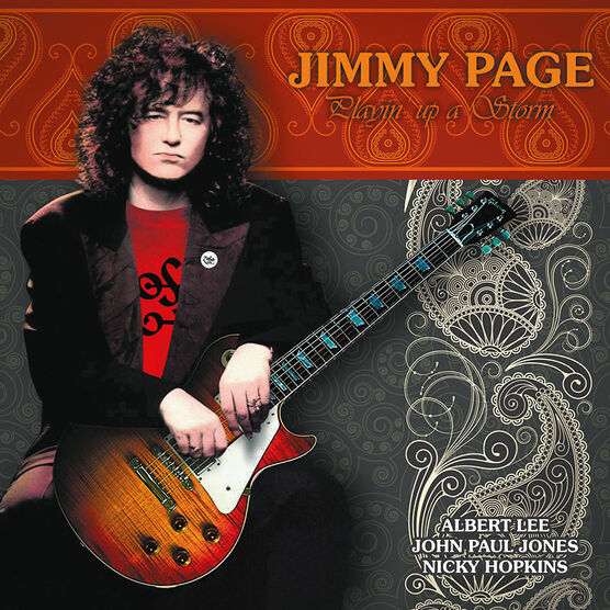 Jimmy Page - Playin' Up A Storm - Vinyl
