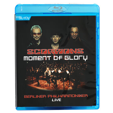 Scorpions - Moment Of Glory Live - Blu-ray