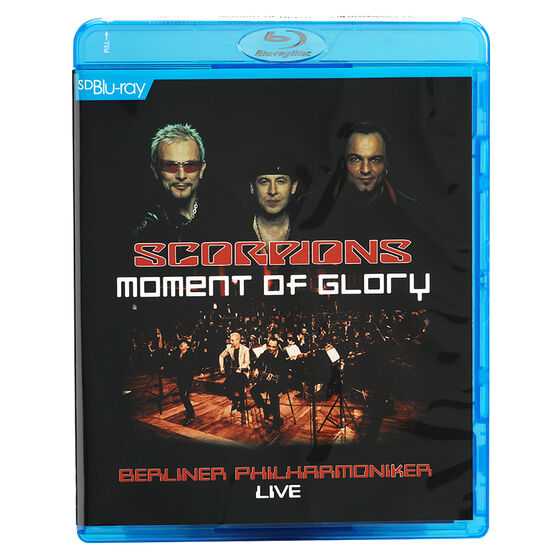 Scorpions - Moment Of Glory Live - Blu-ray