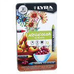 Lyra Watercolour Wax Crayons - 12 pack