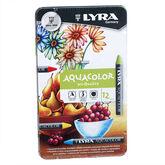 Lyra Watercolour Wax Crayons - 12 pack