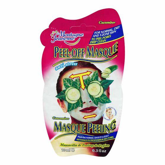 Montagne Jeunesse Peel-Off Masque - Cucumber