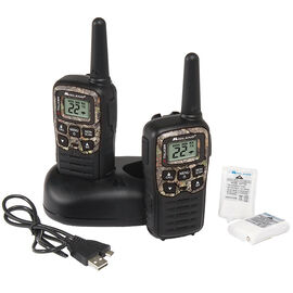 Midland X-Talker Two Way Radio - Black/Camo - T55VP3