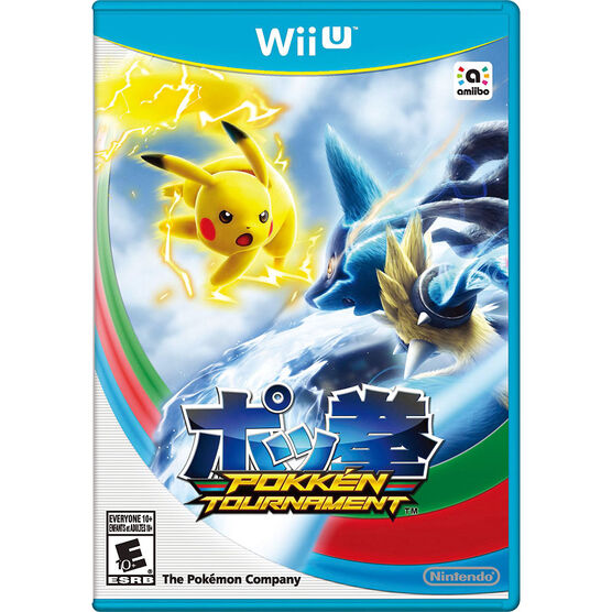 Wii U Pokken Tournament