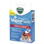 Vicks Vapo Pads Refill Pads - 10's - VSP19VPC