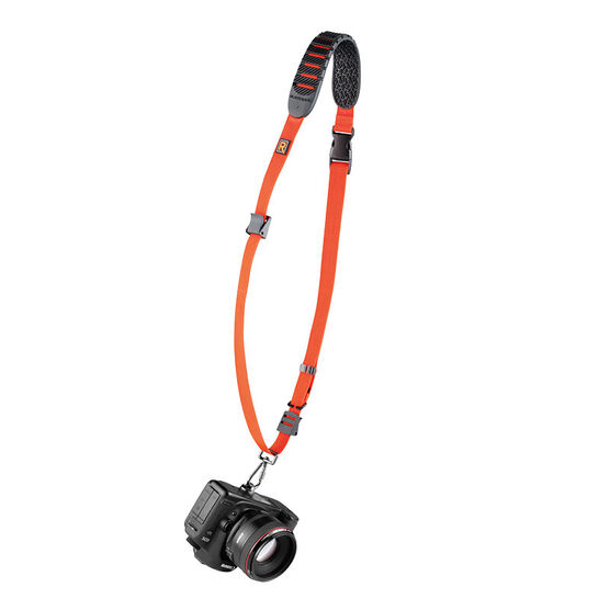 BlackRapid Cross Shot Strap - Orange - BRCSSHOT