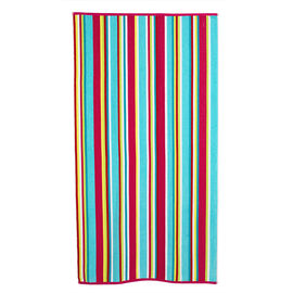 Tropical Theme Beach Towel