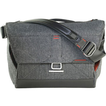 Peak Design The Everyday Messenger 15 - Charcoal - BS-BL-1