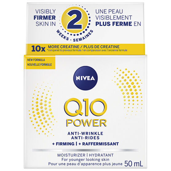 Nivea Visage Q10 Plus Anti-Wrinkle Day Care - 50ml