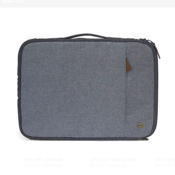 "PKG LS01 13"" Dri Laptop Case - Light Grey - PKG LS01-13-DRI-LGRY"