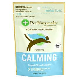 Pet Naturals Calming Chews for Cats - 21's