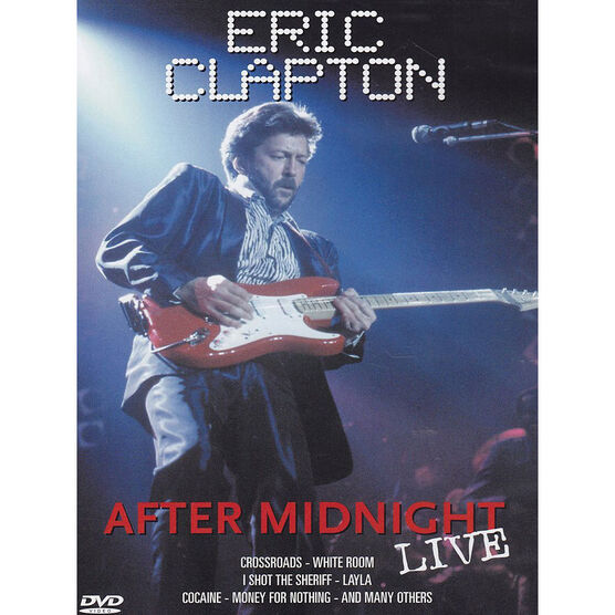 Eric Clapton: After Midnight - DVD