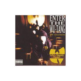 Wu-Tung Clan - Enter the Wu-Tang - Vinyl