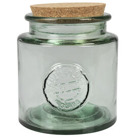 London Drugs Green Glass Authentic Jar - 1.5L