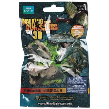 Walking With Dinosaurs Figurines - Series 1 - Mini Dinosaurs
