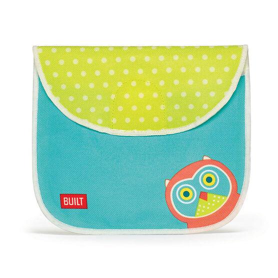 Built NewYork Sandwich Bag - Owl