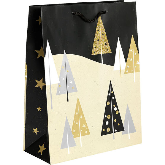 Plus Mark Glamour Gift Bag - Large Size - Assorted