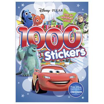 Disney's Pixar 1000 Stickers