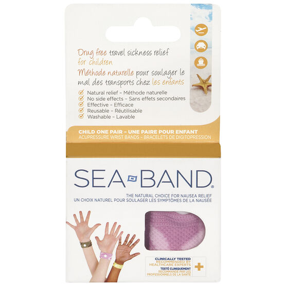 Sea-Band Child Nausea Relief