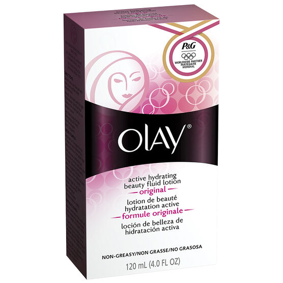 Olay Active Hydrating Fluid - 120ml