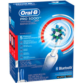 Oral-B Pro 5000 Smart Series Electric Toothbrush with Bluetooth