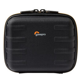 Lowepro Santiago 30 II - Black/Orange - LP36855