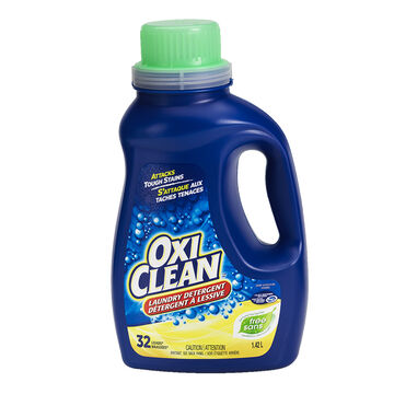 OxiClean Laundry Detergent - Free - 1.42L