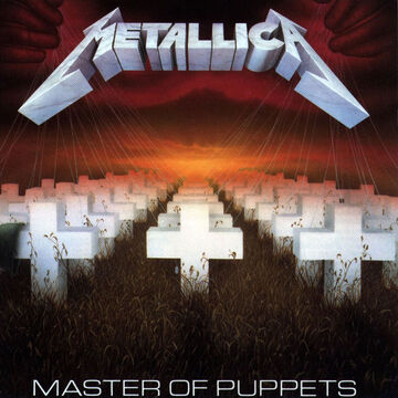 Metallica - Master Of Puppets - CD