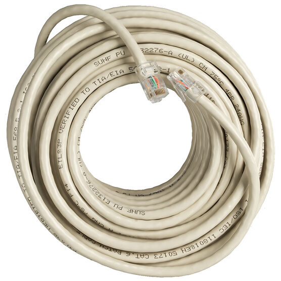 Certified Data CAT6/5E Cable - 45ft - GCAT6NC-45