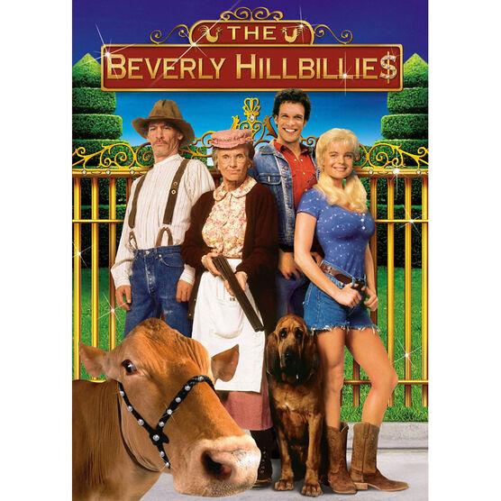 Beverly Hillbillies '93 - DVD