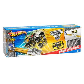 Hot Wheels Monster Jam - Double Destruction