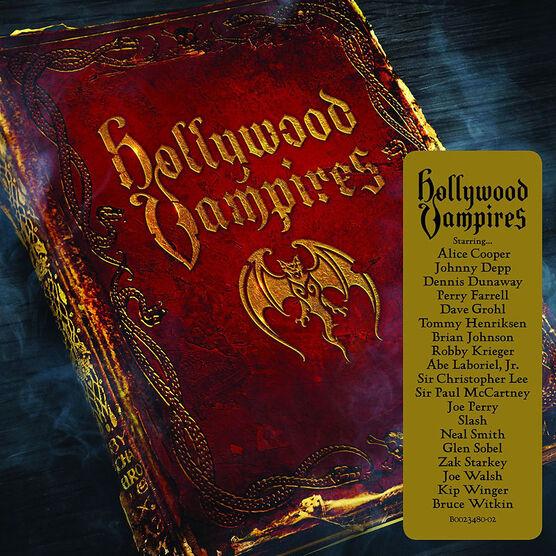 Hollywood Vampires - The Hollywood Vampires - CD