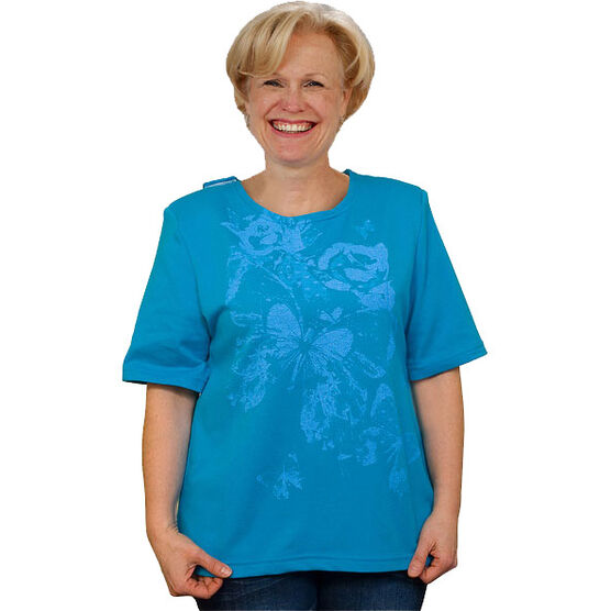 Silvert's Adaptive Top - Womens -24340
