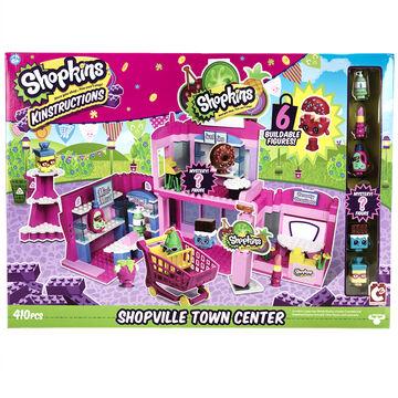 Shopkins Kinstructions - Shopville Town Center - Assorted