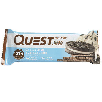 Quest Protein Bar - Cookies & Cream - 60g