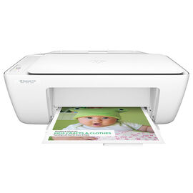 HP Deskjet 2130 All-in-One Printer - White - F5S40A#B1H