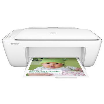 HP Deskjet 2130 All-in-One Printer - White - F5S40A#B1H