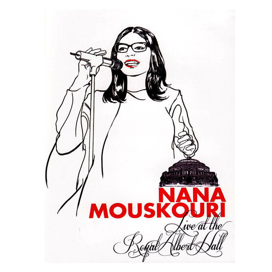 Nana Mouskouri - Live at the Royal Albert Hall - DVD