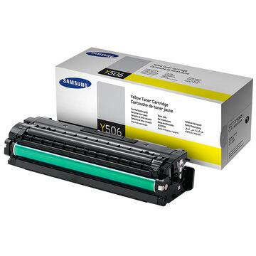 Samsung Yellow - 1,500 Page Yield - CLT-Y506S/XAA