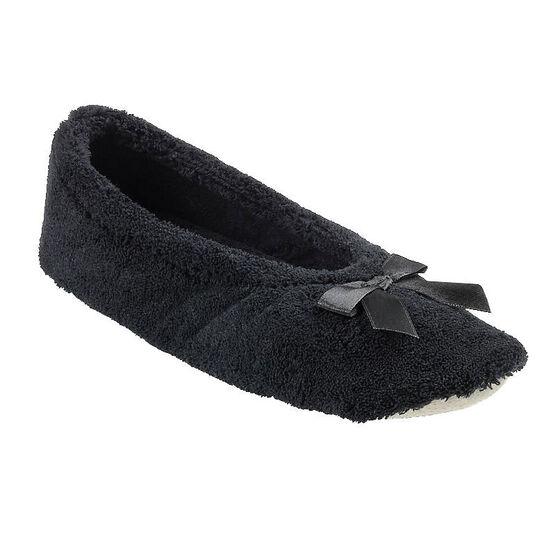 Isotoner Ballerina Slip-on Slipper - 90998