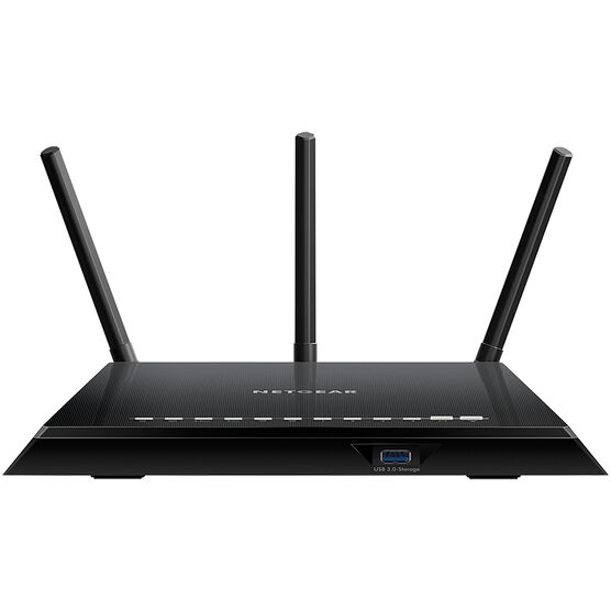 Netgear AC1750 Smart Dual Band Gigabit Wi-Fi Router - R6400-100CNS