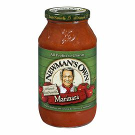 Newman's Own Marinara Sauce - 645ml