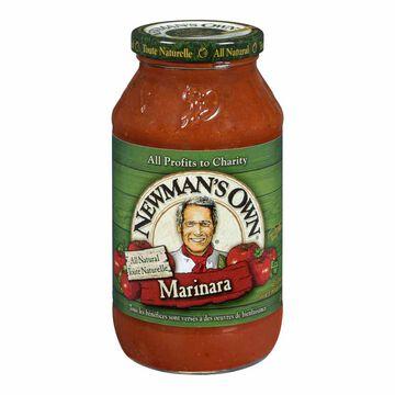 Newman's Own Marinara Sauce - 645ml