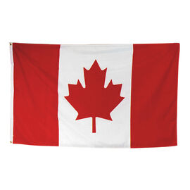 Canada Fabric Flag - 3 x 5 feet
