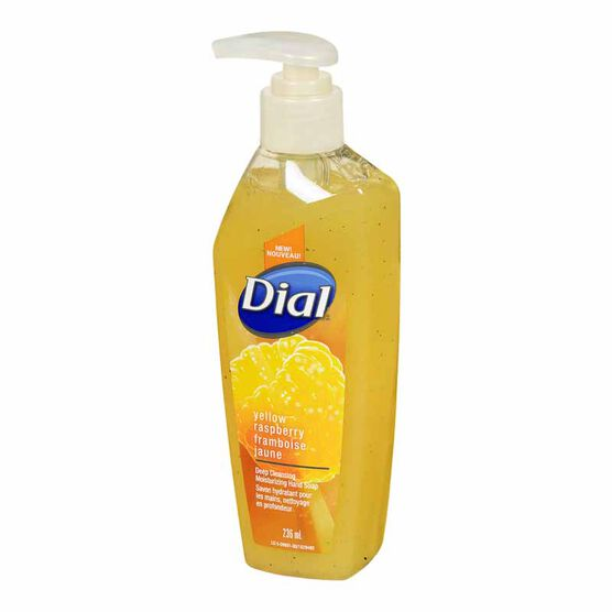 Dial Hand Soap - Yellow Raspberry - 236ml