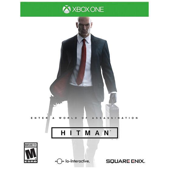 PRE-ORDER: Xbox One Hitman