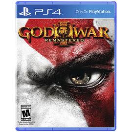 PS4: God of War 3 Remastered