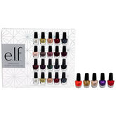 e.l.f. Holiday Nail Cube - 20 Piece