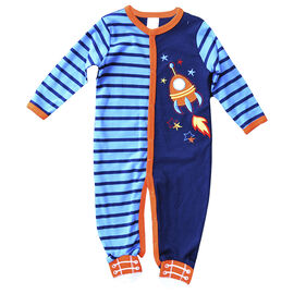 Baby Mode Rocket Coverall - 5631 - Assorted