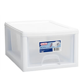 Sterilite Shoe Drawer - White